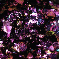 Semilac Flash Flakes Galaxy Purple&Rosa 665