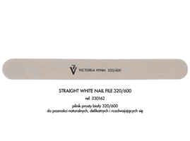 Victoria Vynn™ Straight white file 320/600