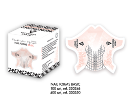 Victoria Vynn™ Nail Form basic 400 pcs