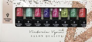 Victoria Vynn Gellak 8 Pack - Salon Gel Polish 02 -  Complete set gel nagellak voor een super prijs - PROMO