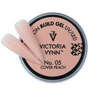 Victoria Vynn Builder Gel - gel om je nagels mee te verlengen of te verstevigen - Cover Peach 50ml
