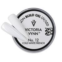 Victoria Vynn Builder Gel - gel om je nagels mee te verlengen of te verstevigen - COLD WHITE FRENCH 50ml