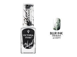 Victoria Vynn™ BLUR INK 008 Black - Voor super snelle en gave aquarelle en marble designs