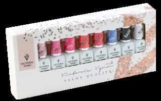 Victoria Vynn Gellak 8 Pack - Pure Collectie Gel Polish 09 -  Complete set gel nagellak voor een super prijs - PROMO