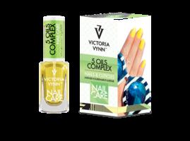 Victoria Vynn™ 5 Oils Complex - Nagelriemolie - 9 ml - Dit is een van de beste nagelriemolie op de markt