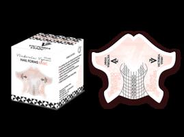 Victoria Vynn™ Nail Form basic 100 pcs - Sjablonen voor nagelverlenging