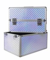 Nagelkoffer - Beauty Case XL Unicorn Rainbow - ALLEEN bij ONS verkrijgbaar - in het echt nog veel mooier
