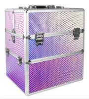 Nagelkoffer - Beauty Case XL Unicorn Rainbow - ALLEEN bij ONS verkrijgbaar - in het echt nog veel mooier!