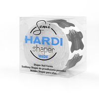 Semi Hardi Shaper Wide - 500st. - Sjablonen om nagels mee te verlengen