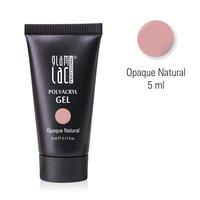 Glamlac Polygel - Polyacryl Gel Opaque Natural 5ml- Professioneel product - Salon kwaliteit - Mini verpakking
