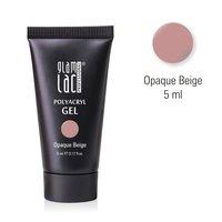 Glamlac Polygel - Polyacryl Gel Opaque Beige 5ml- Professioneel product - Salon kwaliteit - Mini verpakking