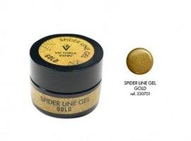 Victoria Vynn™ Spider line gel gold   NEW !!! 5 ml.