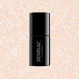 Semilac Gellak | 577 Shine Together | 7 ml. | Shimmer Perzik Roze_