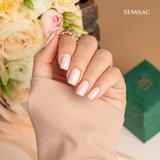 Semilac Gellak | 575 Bridesmaid Like You | 7 ml. | Perzik Roze_