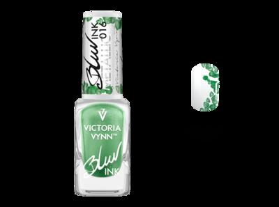Victoria Vynn™ Metallic BLUR INK 016 - Voor super snelle en gave aquarelle en marble designs - Groen