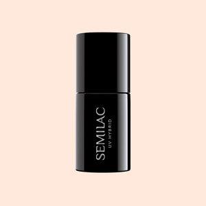 Semilac Gellak | 574 Bride In Powder Pink | 7 ml. | Perzik Roze