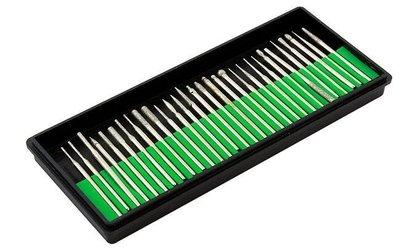 Set Bitjes voor de nagelfrees 30 stuks - past op iedere elektrische nagelfrees!