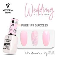 Victoria Vyn Gellak - Gel Nagellak - Pure Wedding Collectie - 179 Success - 8 ml. - Roze