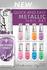 Victoria Vynn™ Metallic BLUR INK 010 - Voor super snelle en gave aquarelle en marble designs - Zilver _